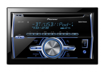 Pioneer - FH-X700BT - Car Stereos - Double Din