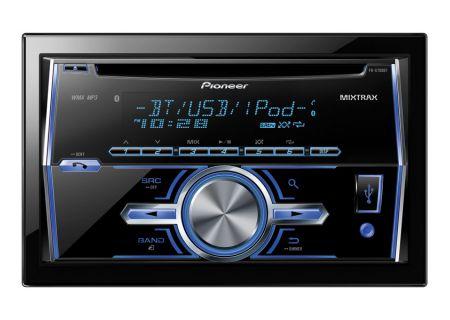 Pioneer - FH-X700BT - Car Stereos - Double DIN