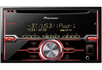 Pioneer - FH-X720BT - Car Stereos - Double Din