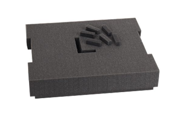 Large image of Bosch Tools Pre-Cut Foam Insert for L-BOXX 2 - FOAM-201