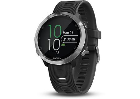 Garmin Forerunner 645 Black Fitness Smartwatch - 010-01863-00