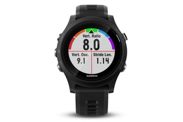 Garmin Forerunner 935 Black Fitness Smartwatch  - 010-01746-00