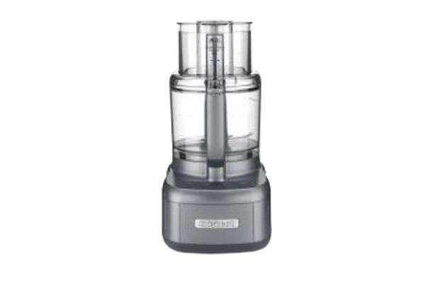 Cuisinart Elemental 11 Gun Metal Food Processor - FP11GM
