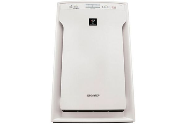 Large image of Sharp White Plasmacluster Ion Air Purifier - FPA80UW