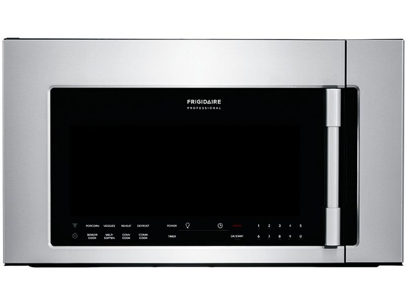 Frigidaire Professional 30 Stainless Steel Over The Range Microwave