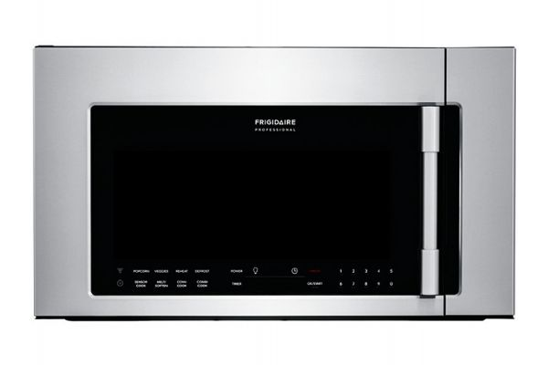"""Frigidaire Professional 30"""" Stainless Steel Over-The-Range Microwave - FPBM3077RF"""