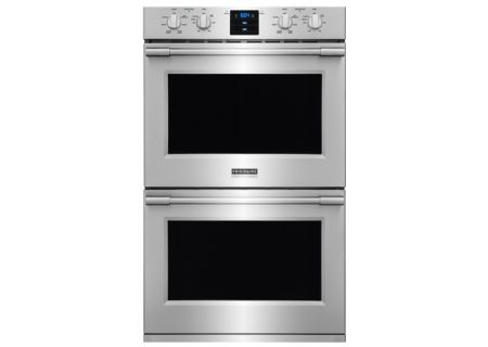 "Frigidaire Professional 30"" Stainless Steel Double Electric Wall Oven  - FPET3077RF"