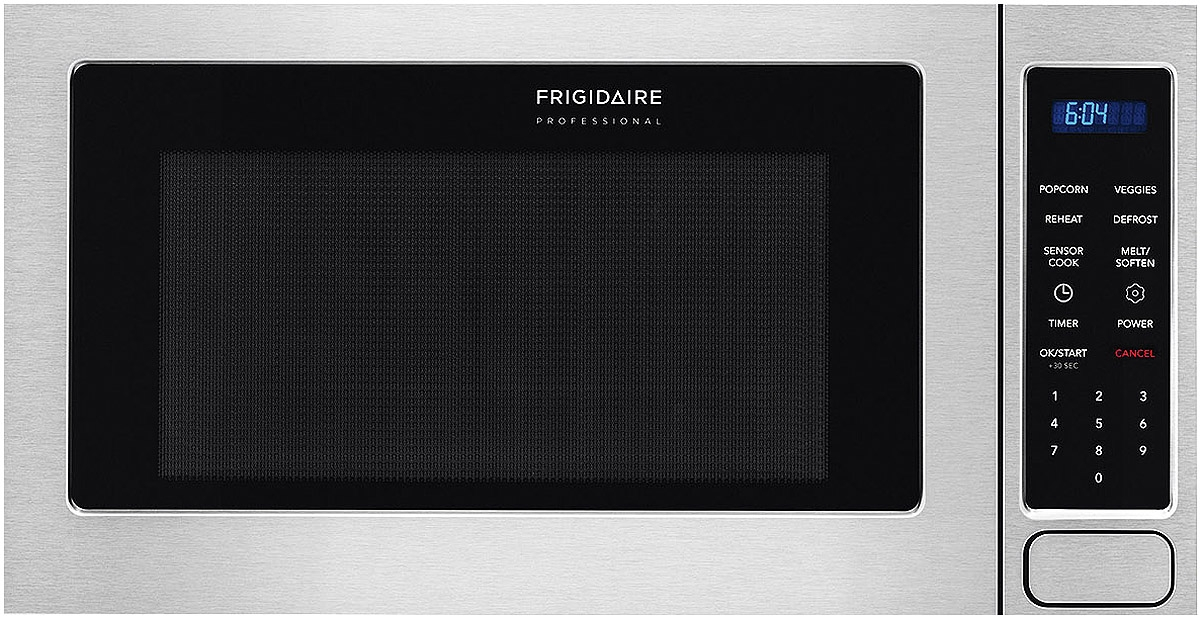 Images Frigidaire Professional Fpmo209rf Built In Microwaves With Trim Kit
