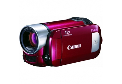Canon - FS400RED - Camcorders