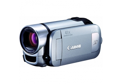 Canon - FS400SIL - Camcorders