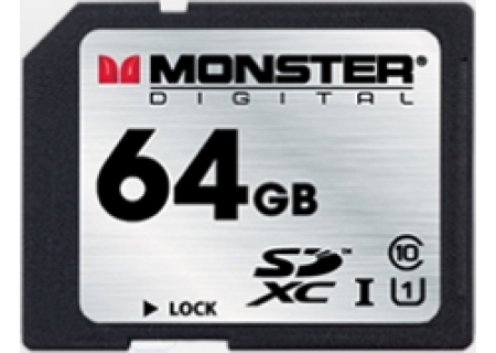 Monster - FSD0064 - Memory Cards