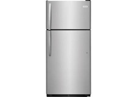 Frigidaire Stainless Steel Top Freezer Refrigerator - FTMD18P4TS