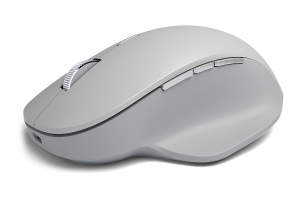 Microsoft Surface Gray Precision Wireless Mouse - FTW-00001