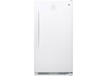 GE - FUF17DHRWW - Upright Freezers