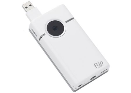 Flip Video - FVS1240W - Camcorders & Action Cameras