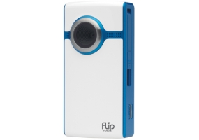 Flip Video - FVU260BL - Camcorders