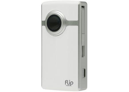 Flip Video - FVU260W - Camcorders & Action Cameras