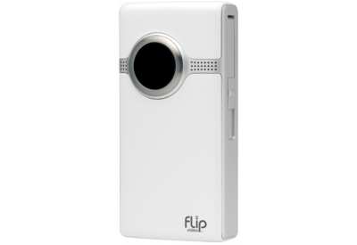 Flip Video - FVU32120W - Camcorders