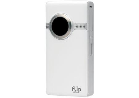 Flip Video - FVU32120W - Camcorders & Action Cameras
