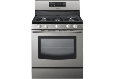 Samsung - FX510BGS - Gas Ranges