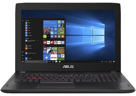 Asus FX Series Black Gaming Laptop Computer - FX53VD-RH71