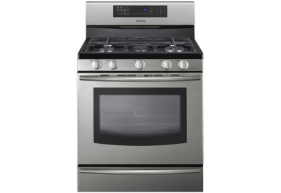 Samsung - FX710BGS - Gas Ranges