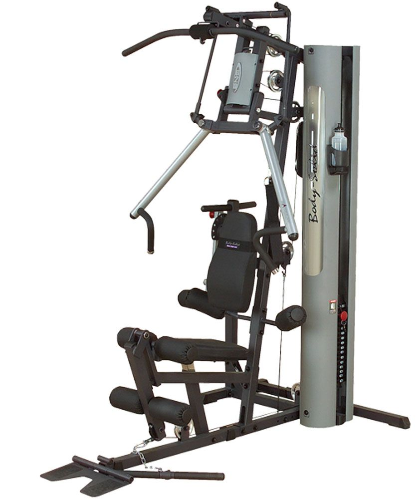 Body solid bi angular weight stack home gym g b