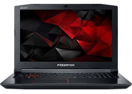 Acer Predator Helios 300 Black Gaming Laptop Computer - G3-572-72YF
