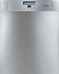 Miele 24 Quot Clean Touch Steel Dishwasher G4225scss