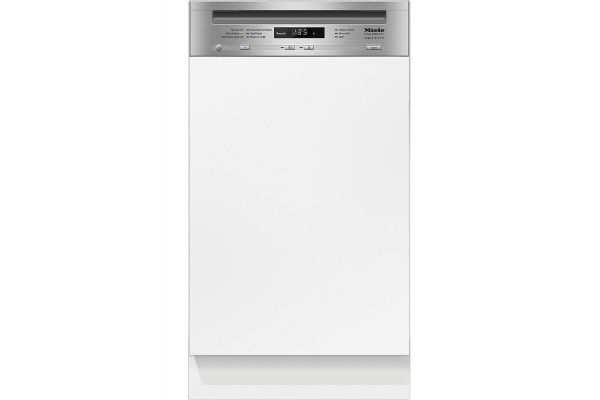 "Large image of Miele ADA 18"" Integrated Slimline Built-In Dishwasher - 10410030"