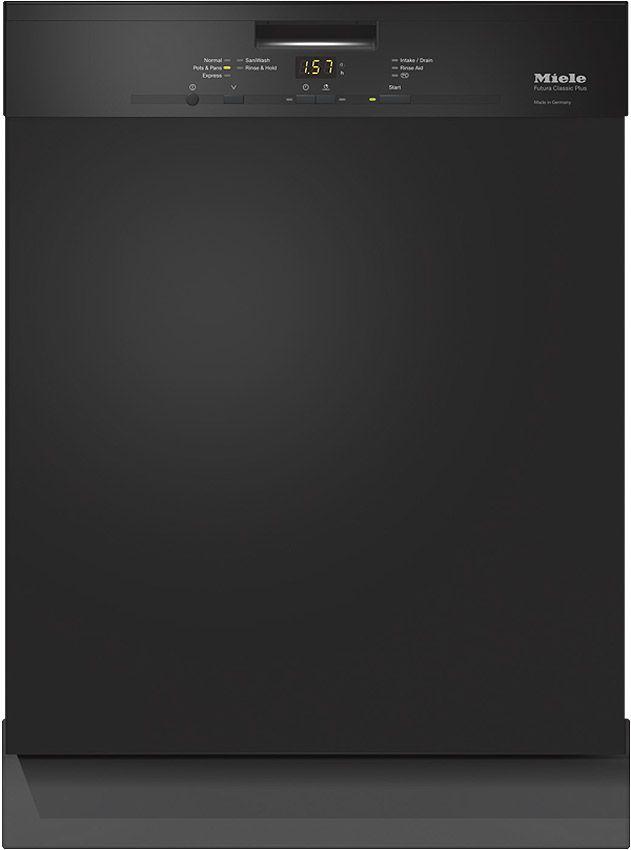 miele 24 futura classic plus dishwasher g4925scbk. Black Bedroom Furniture Sets. Home Design Ideas