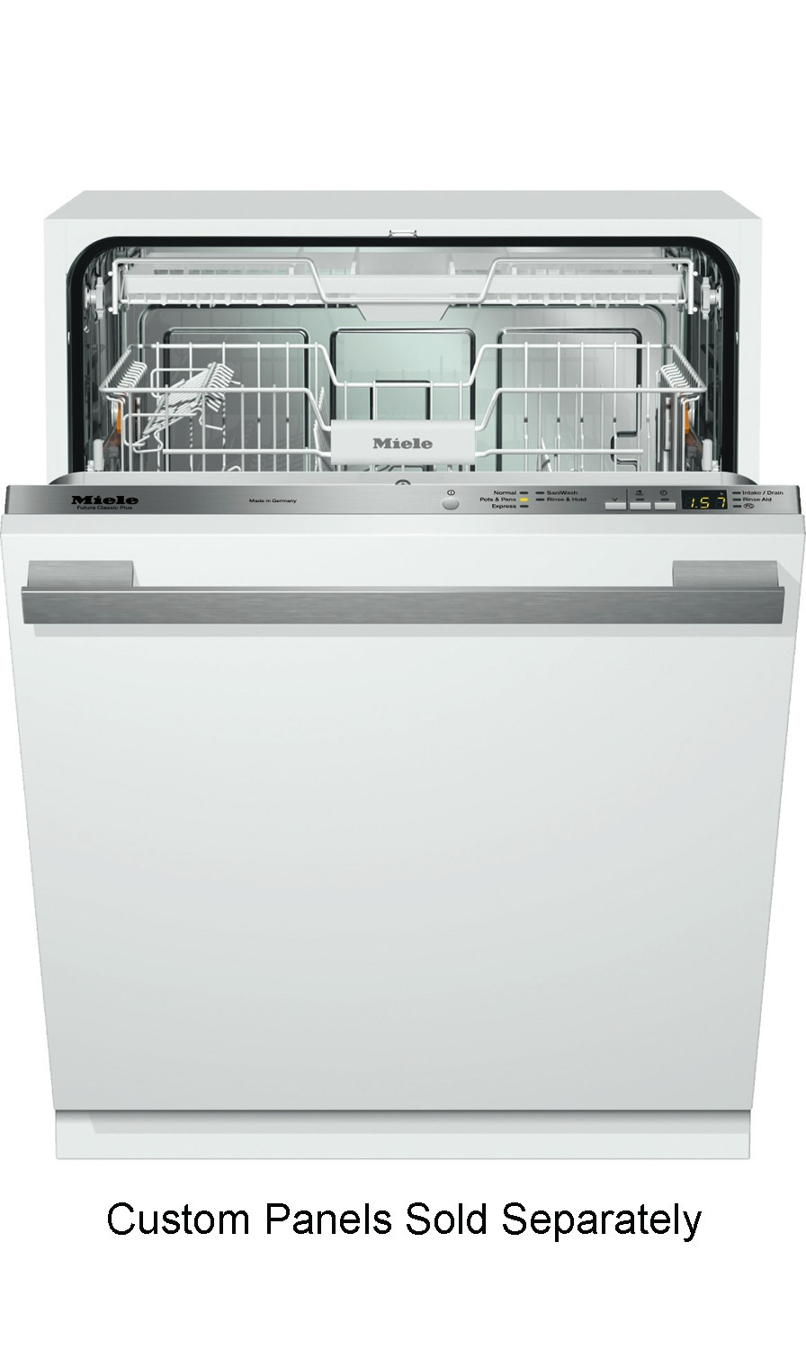 Miele Panel Ready Integrated Dishwasher G4970scvi