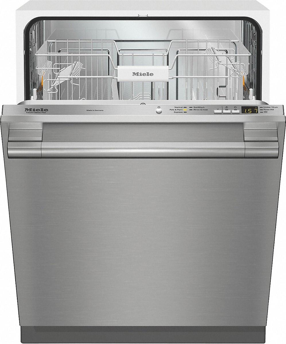 miele classic plus integrated dishwasher g4976visfss. Black Bedroom Furniture Sets. Home Design Ideas
