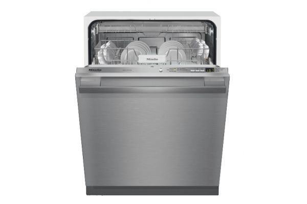 """Large image of Miele 24"""" Clean Touch Steel Built-In Dishwasher - 10778830"""