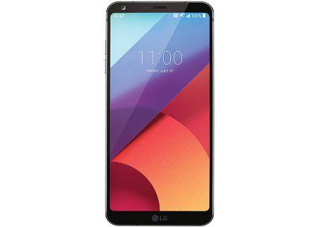 LG G6 Black AT&T Wireless Cellular Phone - 6021B