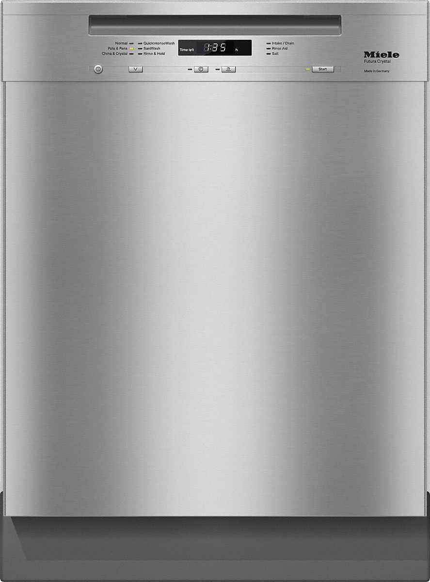 Miele 24 Quot Stainless Ecoflex Dishwasher G 6625 Scu Clst