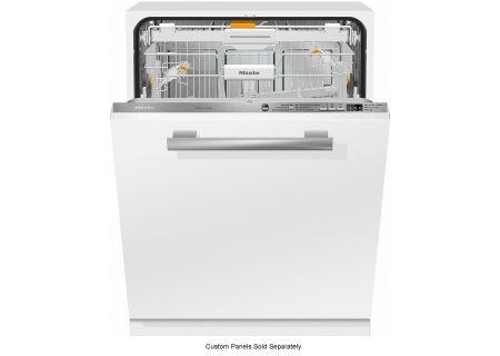 """Miele 24"""" Panel Ready Built-In Dishwasher  - G6665SCVI"""