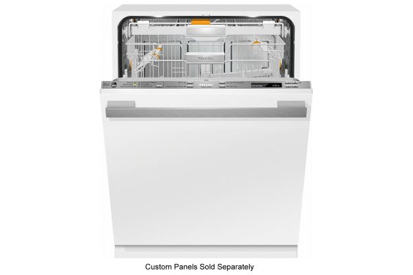 "Miele 24"" Panel Ready EcoFlex Lumen Fully Integrated Dishwasher - G 6875 SCVI"