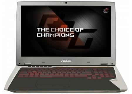 ASUS - G701VI-XS72K - Gaming PC's