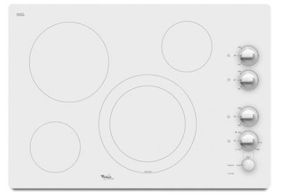 Whirlpool - G7CE3034XP - Electric Cooktops