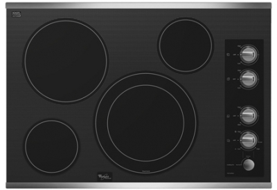 Whirlpool - G7CE3034XS - Electric Cooktops