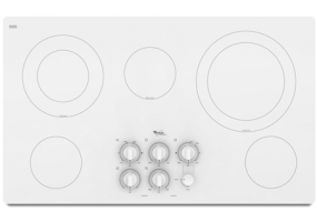 Whirlpool - G7CE3635XP - Electric Cooktops