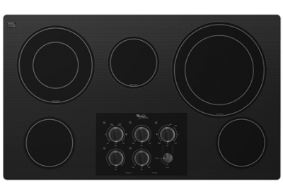 Whirlpool - G7CE3635XB - Electric Cooktops