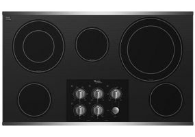 Whirlpool - G7CE3635XS - Electric Cooktops