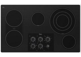 Whirlpool - G7CE3655XB - Electric Cooktops