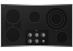 Whirlpool - G7CE3655XS - Electric Cooktops