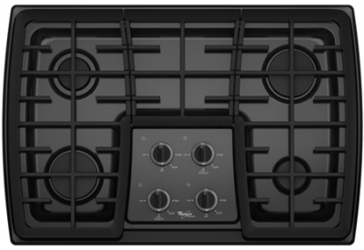 Whirlpool - G7CG3064XB - Gas Cooktops