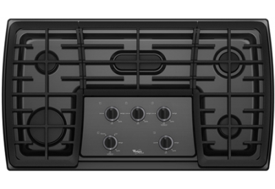 Whirlpool - G7CG3665XB - Gas Cooktops
