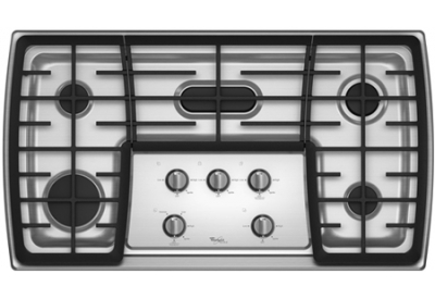 Whirlpool - G7CG3665XS - Gas Cooktops