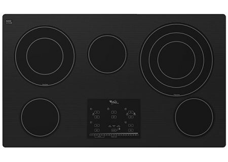 Whirlpool - G9CE3675XB - Electric Cooktops